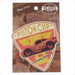 カーズ Sticker トラベルステッカー PISTON CUP ディズニー キャラクターグッズ通販 【メール便可】