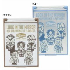 KRUNK × BIGBANG 手鏡 ミニコンパクトミラー FXXK IT ビッグバン キャラクターグッズ メール便可