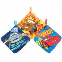 カーズ ループタオル ループ付きハンドタオル3枚セット ブレイクスルー ディズニー キャラクターグッズ通販