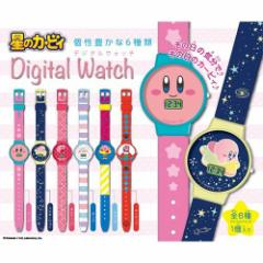 星のカービィ 腕時計 デジタルウォッチnintendo キャラクターグッズ通販