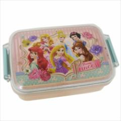 ディズニープリンセス お弁当箱 食洗機対応角型タイトランチボックス Princess 18 ディズニー キャラクターグッズ通販
