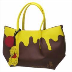 【送料無料】くまのプーさん トートバッグ DELI デリ 合皮トートバッグ Otona Disney ディズニー キャラクターグッズ通販
