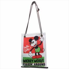 ミッキーマウス トートバッグ ベビールー Otona Disney RED ディズニー キャラクターグッズ通販
