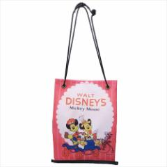 ミッキー&ミニー トートバッグ ベビールー Otona Disney PINK ディズニー キャラクターグッズ通販