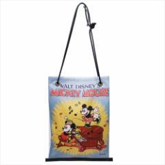 ミッキー&ミニー トートバッグ ベビールー Otona Disney ブルー ディズニー キャラクターグッズ通販
