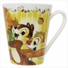 チップ&デール マグカップ 陶器製MUG エアリーコレクション ディズニー キャラクターグッズ通販