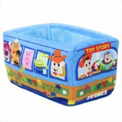 トイストーリー 卓上収納 バス型ぬいぐるみ小物入れディズニー キャラクターグッズ通販