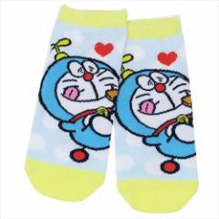 ドラえもん 女性用靴下 レディースソックス どら焼き サンリオ キャラクターグッズ通販 【メール便可】