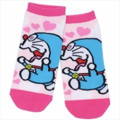 ドラえもん 女性用靴下 レディースソックス メロメロ サンリオ キャラクターグッズ メール便可