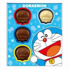 ドラえもん お菓子 チョコレート フェイスチョコ6個セット バレンタイン  アニメキャラクターグッズ通販