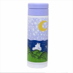 ムーミン 保温保冷水筒 ステンレスボトル 満天の星空 北欧 キャラクターグッズ通販