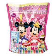ミッキー&ミニー ひな祭り お菓子 お菓子詰め合わせパック プラカップ&とろとろドリンクのもとのおまけ付き ディズニー キャラクターグ