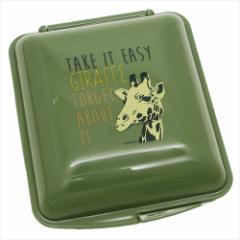 TAKE IT EASY お弁当箱 おにぎらずランチボックス GIRAFFE キリン  おしゃれグッズ通販