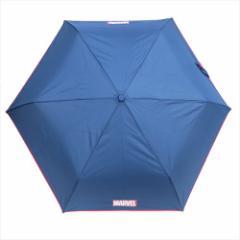 MARVEL 折畳傘 折りたたみ傘 BOXロゴ NV マーベル キャラクターグッズ通販