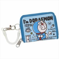 ドラえもん 定期入れ&小銭入れ パスコインケース I'm doraemon サンリオ キャラクターグッズ通販 【メール便可】