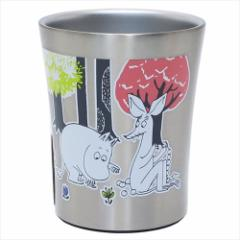 ムーミン 保温保冷コップ 真空ステンレスタンブラー フォレスト 北欧 キャラクターグッズ通販