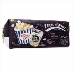 LOVE KOREA ペンポーチ BOXペンケース CINEMA  韓流グッズ通販