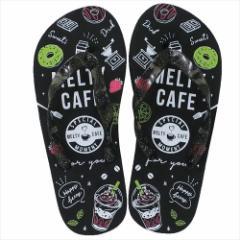 MELTY CAFE 女性用サンダル レディースビーチサンダル 2018SS  かわいいグッズ通販