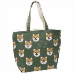 シータくん 保冷バッグ トート型保冷ショッピングバッグ 柴犬 いぬ お買い物かばんグッズ通販