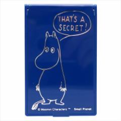 ムーミン 手鏡 折りたたみスタンドミラーS Moomin 北欧 キャラクターグッズ通販 メール便可