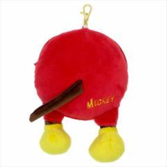 ミッキーマウス 定期入れ ぬいぐるみリールパスケース おしり ディズニー キャラクターグッズ通販