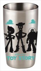 トイストーリー 保温保冷コップ 真空ステンレスタンブラー シルエット集合 ディズニー キャラクターグッズ通販