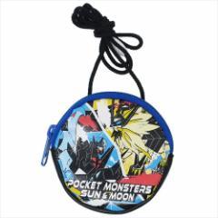 ポケットモンスター キッズポシェット ラウンドネックポーチ 2018SS ポケモン キャラクターグッズ通販 メール便可