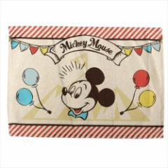ミッキーマウス ランチョンマット ゴブラン織りランチマット ガーランド ディズニー キャラクターグッズ通販 メール便可