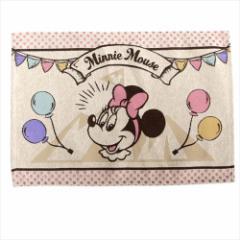 ミニーマウス ランチョンマット ゴブラン織りランチマット ガーランド ディズニー キャラクターグッズ通販 メール便可