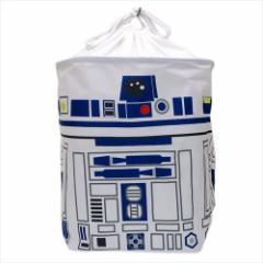 スターウォーズ 洗濯用品 ランドリーBOX R2-D2 STAR WARS キャラクターグッズ通販
