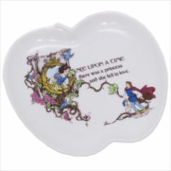 白雪姫 小皿 リンゴのミニプレートディズニープリンセス キャラクターグッズ通販
