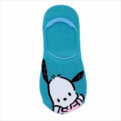 ポチャッコ 女性用靴下 レディースフットカバーサンリオ キャラクターグッズ通販 メール便可