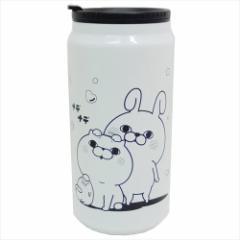ヨッシースタンプ 保温保冷コップ 缶型ステンレスタンブラー ナデナデ  キャラクターグッズ通販