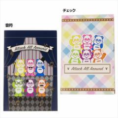 エーパンダ 付箋 ブック型付せんセット 2018NEW AAA キャラクターグッズ通販 メール便可