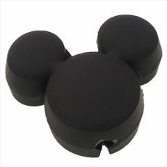 ミッキーマウス スマホアクセ iPhoneケーブルマスコット アイコン ディズニー キャラクターグッズ通販 メール便可