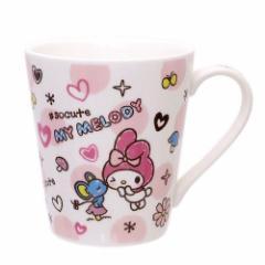 マイメロディ マグカップ スリムマグカップ チラシ サンリオ キャラクターグッズ通販