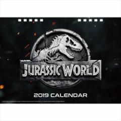 ジュラシックワールド 炎の王国 2019 Calendar 卓上カレンダー2019年恐竜 キャラクターグッズ通販