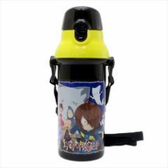 ゲゲゲの鬼太郎 水筒 直飲みプラワンタッチボトル アニメキャラクターグッズ通販