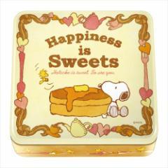 スヌーピー お菓子 チョコレート ギフト缶inチョコレート バレンタイン ピーナッツ キャラクターグッズ通販