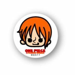 ワンピース×Panson Works ナミ 1インチ缶バッジ アニメキャラファッション雑貨通販 メール便可