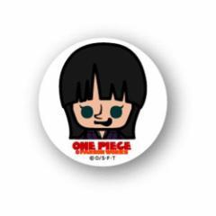 ワンピース×Panson Works ロビン 1インチ缶バッジ アニメキャラファッション雑貨通販 メール便可