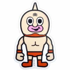 キン肉マン×PansonWorks KINNIKUMAN ビニールステッカー アニメキャラクターグッズ通販 メール便可