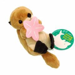 ラッコ Sea Otter ぬいぐるみSS うみのどうぶつシリーズ アニマルグッズ通販
