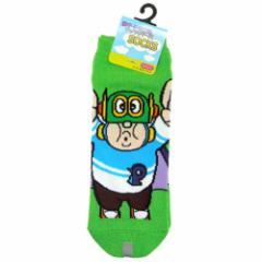 藤子・F・不二雄キャラクターズ パーマン4号GR メンズソックス キャラクター男性用靴下通販 メール便可