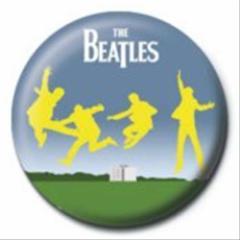 The BEATLES ビートルズ JUMP 1インチ缶バッジ サブカルファッショングッズ通販 メール便可