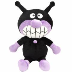 それいけ!アンパンマン バイキンマン ソフト抱き人形 ぬいぐるみL アニメキャラクターグッズ 玩具 通販