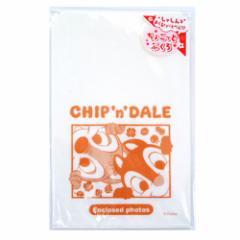 チップ&デール スクエア ちょこっと袋10枚入り 小分け袋 ディズニーキャラクターラッピング用品通販 メール便可