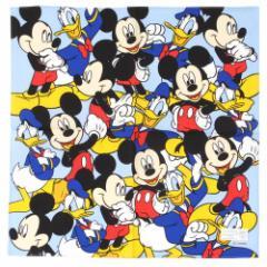 ミッキー&ドナルド ハッピーボーイズ ランチクロス ナフキン ディズニーキャラクターグッズ メール便可