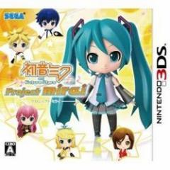 [100円便OK]【新品】【3DS】【通】初音ミク and Future Stars Project mirai 通常版[お取寄せ品]
