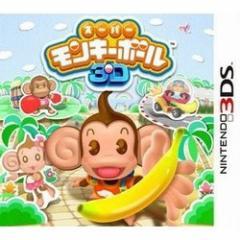 [100円便OK]【新品】【3DS】スーパーモンキーボール3D[お取寄せ品]